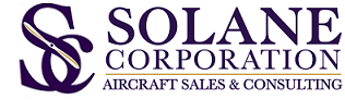 Solane Aircraft Sales and Consulting Logo